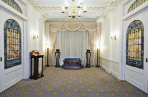 Bleecker Street South Room Parlor